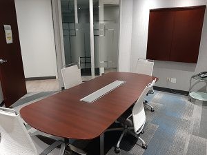 Meeting Room social distance